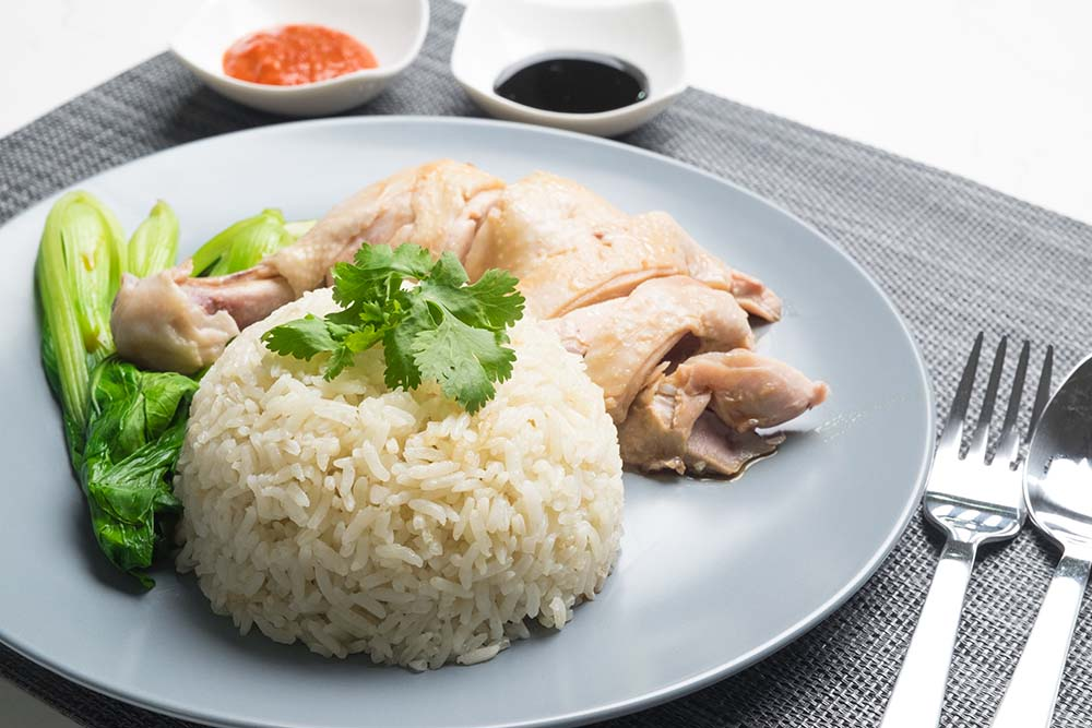 Shop Hainanese Chicken Rice Meal Kit online in Singapore