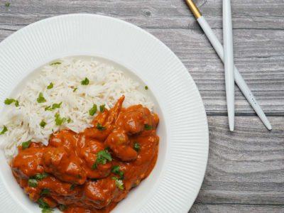 Chicken Tikka Masala (serves 2)