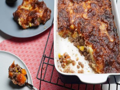 Shepherd's Pie (serves 2)