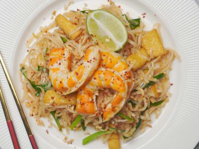 Vegan Pad Thai (serves 1)