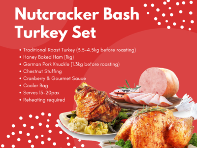 Nutcracker Bash Turkey Set