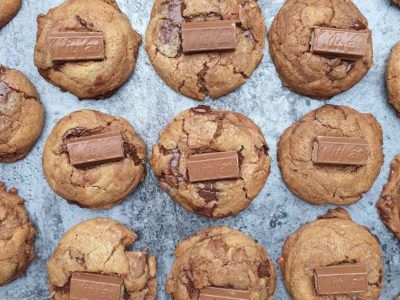 KIT KAT® Chocolate Chips Cookies